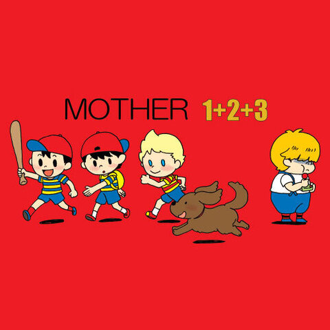 MOTHERシリーズクリア!
